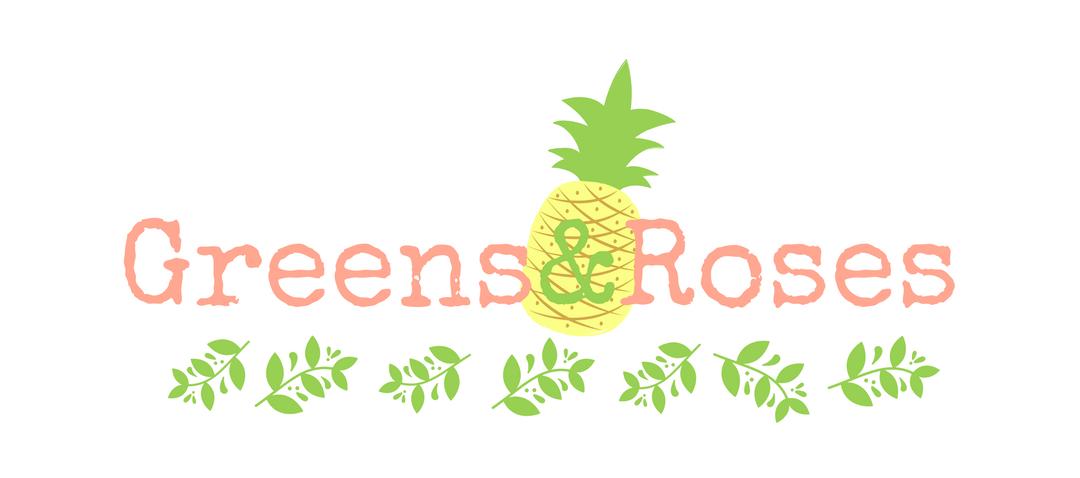 Greens &Roses Le blog healthy : sport et recettes veggie saines