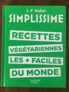 simplissime meilleur livre de recettes végétariennes