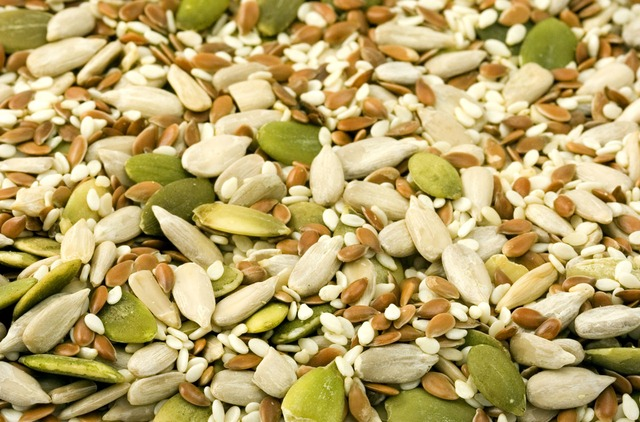 graines riches en fer non héminique