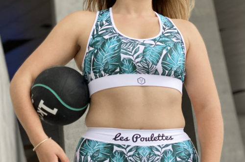 tenue de sport les poulettes fitness