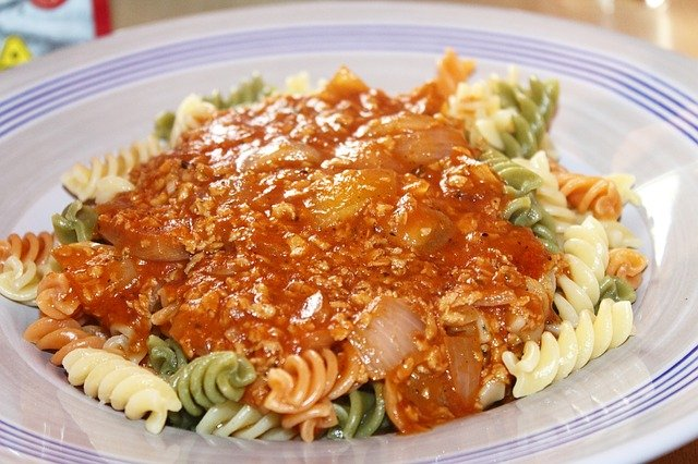 sauce bolognaise vegan