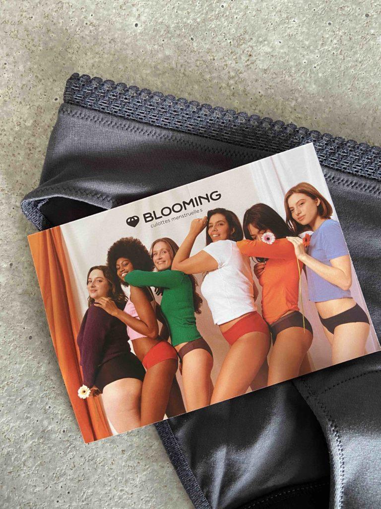 code promo Blooming culottes de règles