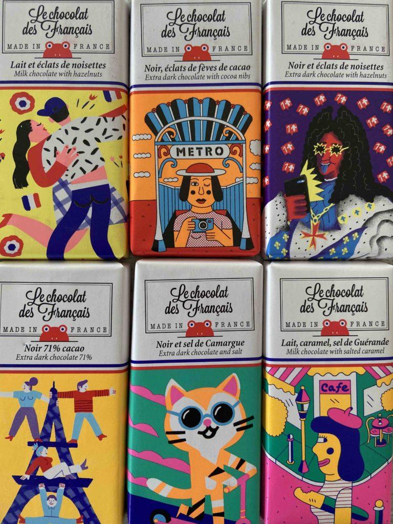 test le chocolat des français